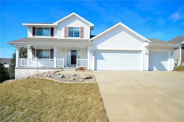4540 Zilker Drive, Pleasant Hill, IA 50327 (MLS #578149) :: Better Homes and Gardens Real Estate Innovations