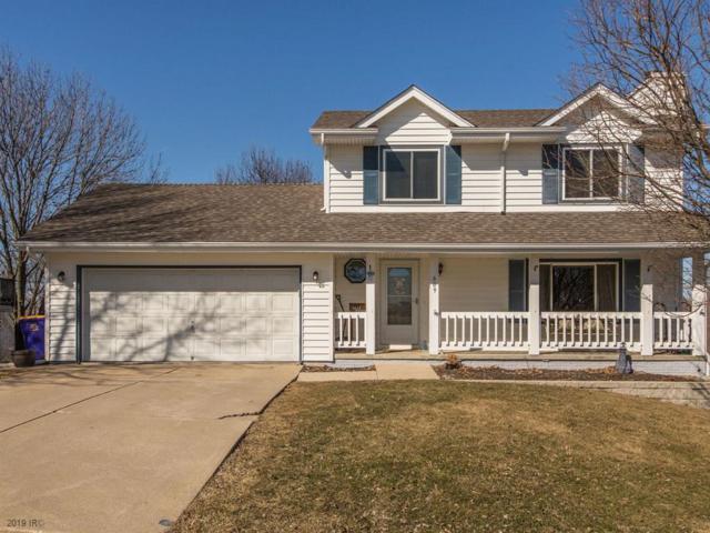 609 N Kenwood Boulevard, Indianola, IA 50125 (MLS #578225) :: Colin Panzi Real Estate Team
