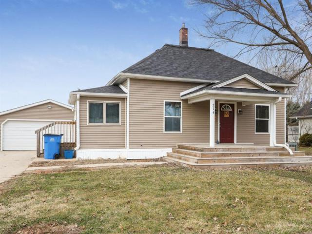 214 N 5th Street, Milo, IA 50166 (MLS #578700) :: Better Homes and Gardens Real Estate Innovations
