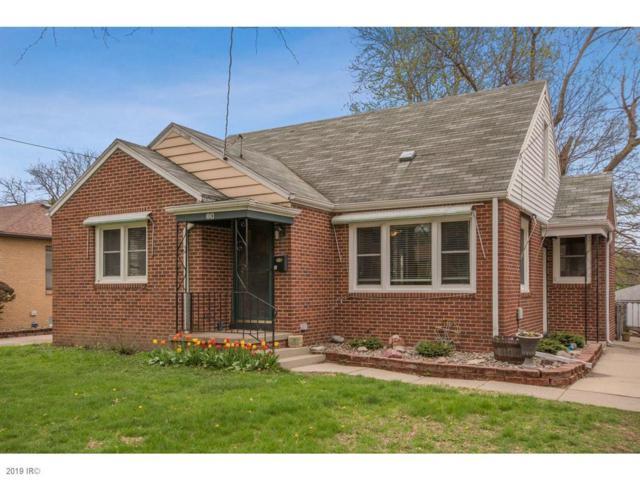 4043 39TH Place, Des Moines, IA 50310 (MLS #580536) :: Pennie Carroll & Associates