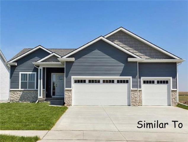 702 Prairie View Drive, Huxley, IA 50124 (MLS #582230) :: Kyle Clarkson Real Estate Team