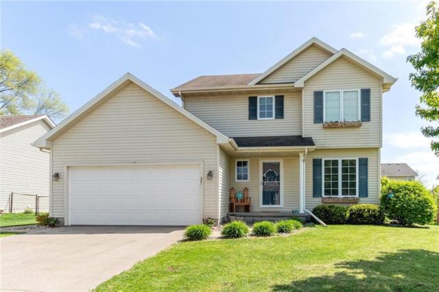 321 SW 48th Street, Ankeny, IA 50023 (MLS #582549) :: Kyle Clarkson Real Estate Team