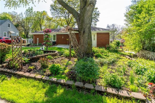 1734 63rd Street, Windsor Heights, IA 50324 (MLS #582561) :: Colin Panzi Real Estate Team