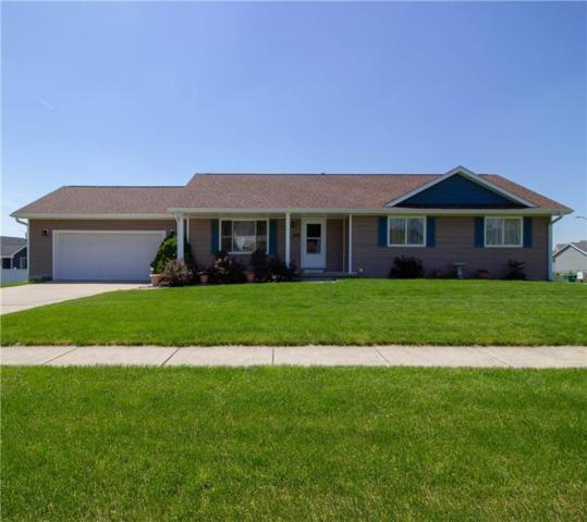 202 Deer Ridge Drive NW, Bondurant, IA 50035 (MLS #582674) :: Colin Panzi Real Estate Team