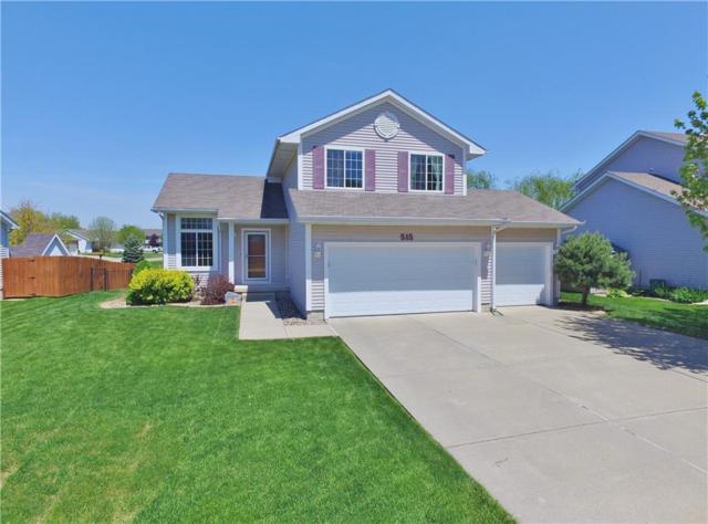 515 SE Prairie Creek Drive, Waukee, IA 50263 (MLS #582749) :: Better Homes and Gardens Real Estate Innovations