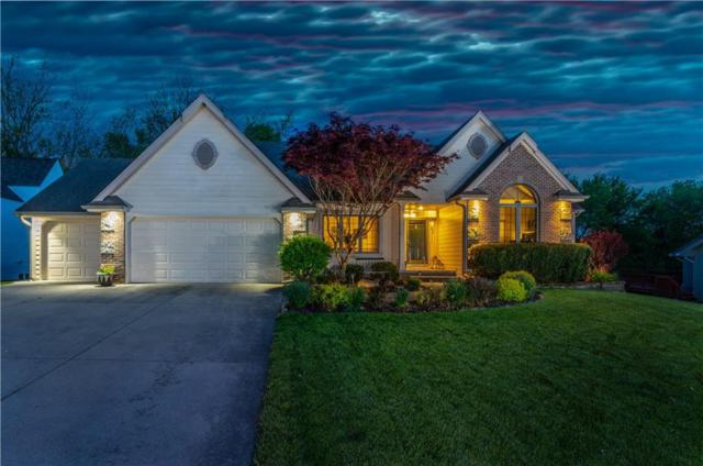 4975 Copper Creek Drive, Pleasant Hill, IA 50327 (MLS #582786) :: Better Homes and Gardens Real Estate Innovations