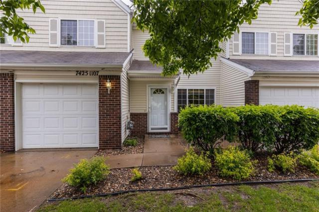 7425 Wistful Vista Drive #1107, West Des Moines, IA 50266 (MLS #582961) :: Better Homes and Gardens Real Estate Innovations