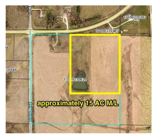 17500 Blk G58 Highway, Milo, IA 50166 (MLS #583075) :: Pennie Carroll & Associates