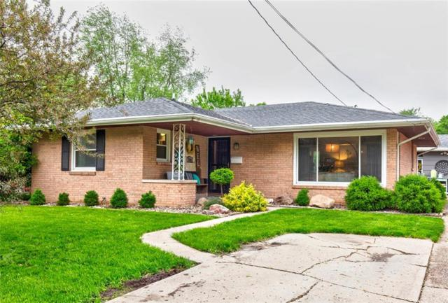 7501 Roseland Drive, Urbandale, IA 50322 (MLS #583131) :: Better Homes and Gardens Real Estate Innovations