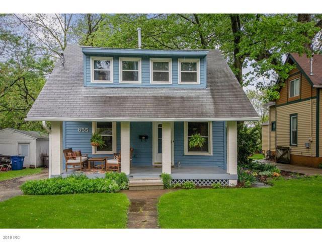 655 40th Street, Des Moines, IA 50312 (MLS #583224) :: Colin Panzi Real Estate Team
