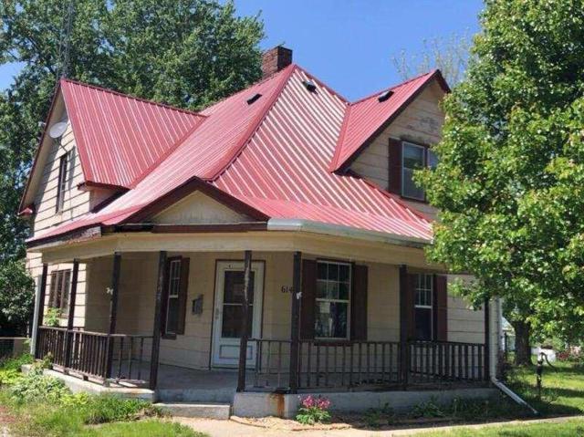 614 N 8th Street, Centerville, IA 52544 (MLS #583272) :: Colin Panzi Real Estate Team