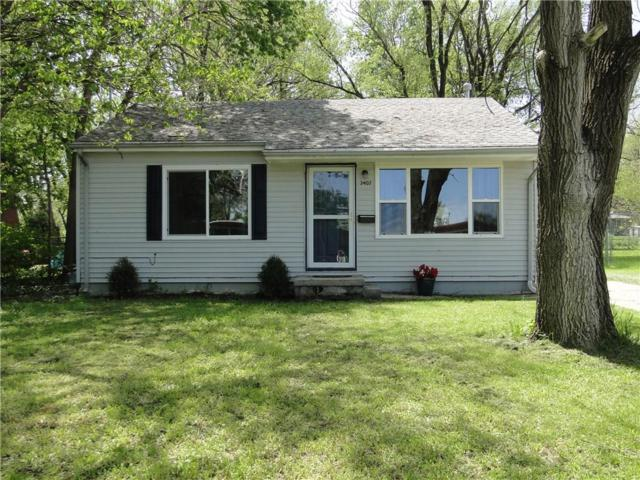 3402 Madison Avenue, Des Moines, IA 50310 (MLS #583293) :: EXIT Realty Capital City