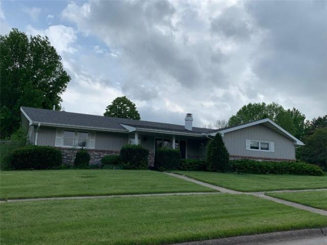 1406 W Grandview Drive, Knoxville, IA 50138 (MLS #583385) :: Kyle Clarkson Real Estate Team