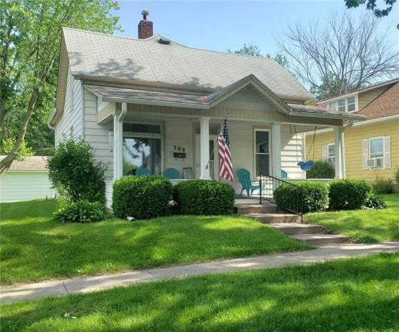 309 W Montgomery Street, Knoxville, IA 50138 (MLS #584181) :: Kyle Clarkson Real Estate Team