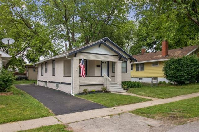 3307 Center Street, Des Moines, IA 50312 (MLS #584629) :: Better Homes and Gardens Real Estate Innovations