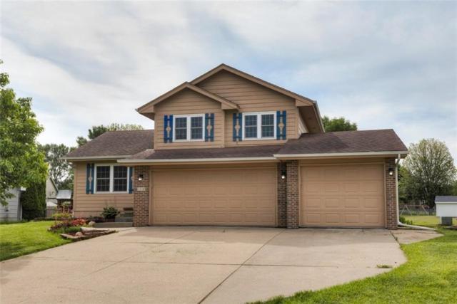 300 SW Hickory Glen, Grimes, IA 50111 (MLS #584743) :: Kyle Clarkson Real Estate Team