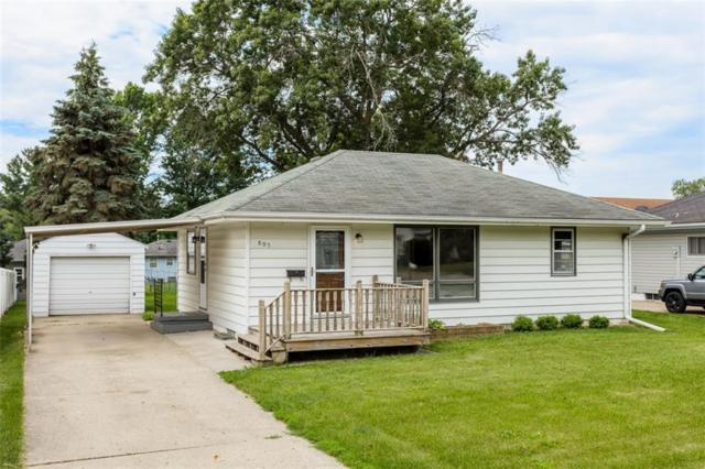 803 E Euclid Avenue, Indianola, IA 50125 (MLS #585371) :: Pennie Carroll & Associates