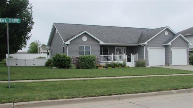 1909 Mckay Drive, Knoxville, IA 50138 (MLS #585374) :: Pennie Carroll & Associates