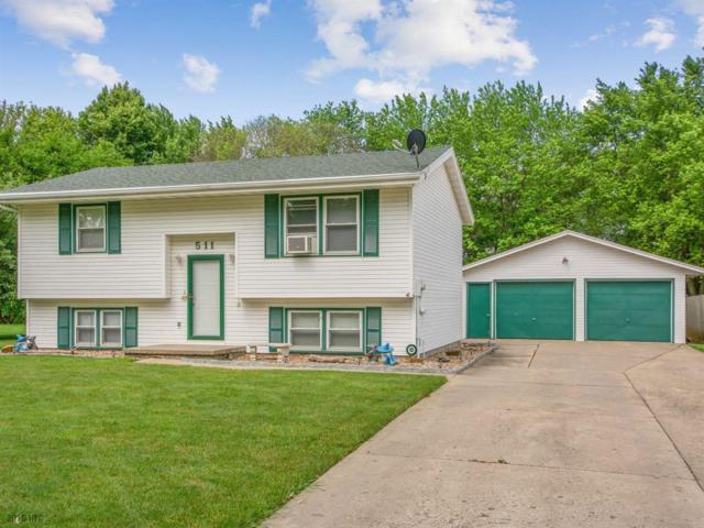 511 Fairview Drive, Pleasantville, IA 50225 (MLS #585541) :: Pennie Carroll & Associates