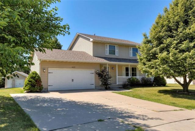 425 SE Orchid Street, Ankeny, IA 50021 (MLS #587015) :: Colin Panzi Real Estate Team