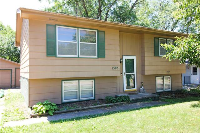 1305 E Clinton Avenue, Indianola, IA 50125 (MLS #587193) :: Better Homes and Gardens Real Estate Innovations