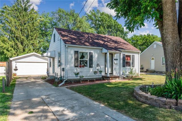 3919 57th Street, Des Moines, IA 50310 (MLS #587449) :: Colin Panzi Real Estate Team