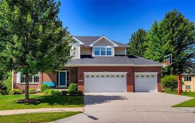 14414 Dellwood Drive, Urbandale, IA 50323 (MLS #587481) :: Colin Panzi Real Estate Team