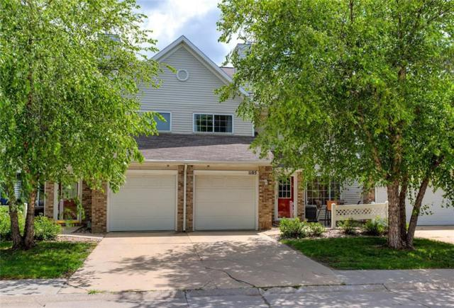 150 S Prairie View Drive #1105, West Des Moines, IA 50266 (MLS #587560) :: Colin Panzi Real Estate Team
