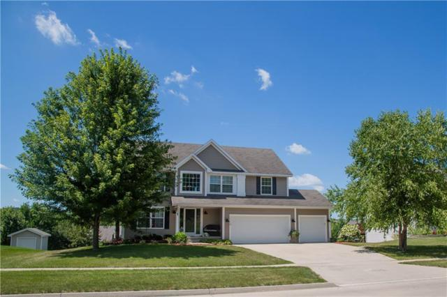1720 Pease Drive, Pleasant Hill, IA 50327 (MLS #589147) :: Pennie Carroll & Associates