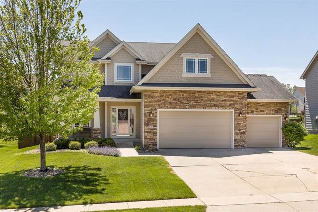 550 Spyglass Court, Waukee, IA 50263 (MLS #589214) :: Colin Panzi Real Estate Team