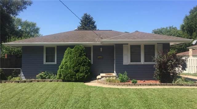 2606 E 39th Street, Des Moines, IA 50317 (MLS #589572) :: Colin Panzi Real Estate Team