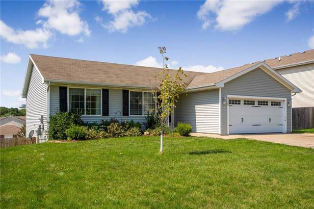 410 Ridgewood Boulevard, Pleasant Hill, IA 50327 (MLS #591197) :: Better Homes and Gardens Real Estate Innovations
