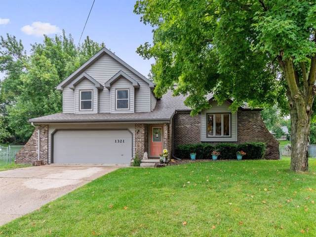 1321 Thornton Avenue, Des Moines, IA 50315 (MLS #591252) :: Better Homes and Gardens Real Estate Innovations