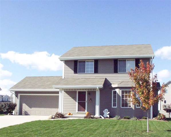 1221 S 50th Place, West Des Moines, IA 50265 (MLS #591257) :: Better Homes and Gardens Real Estate Innovations