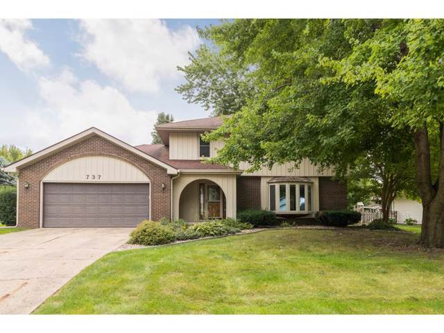 737 39th Street, West Des Moines, IA 50265 (MLS #591284) :: Better Homes and Gardens Real Estate Innovations