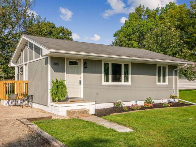 305 N Polk Street, Pleasantville, IA 50225 (MLS #591423) :: Better Homes and Gardens Real Estate Innovations