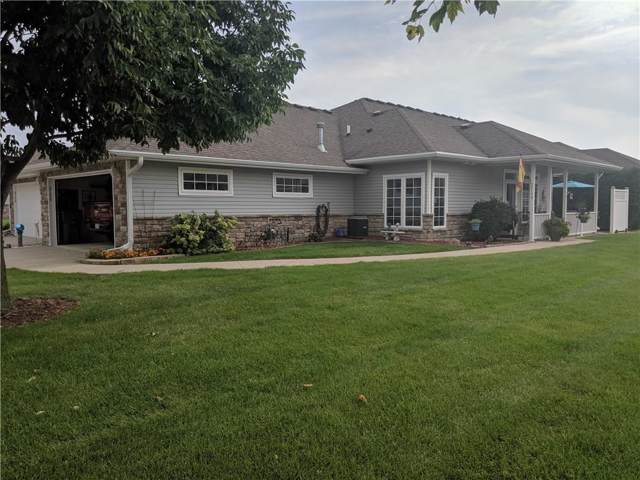 2154 SW 35th Street, Ankeny, IA 50023 (MLS #591477) :: Better Homes and Gardens Real Estate Innovations