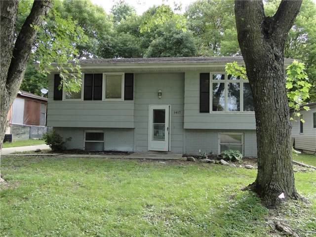 1417 W 7th Street, Nevada, IA 50201 (MLS #591482) :: Better Homes and Gardens Real Estate Innovations