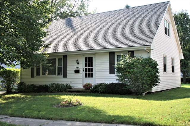520 W Benton Street, Winterset, IA 50273 (MLS #591645) :: Moulton Real Estate Group