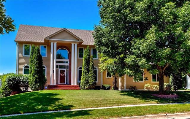 1460 Country Club Boulevard, Clive, IA 50325 (MLS #591775) :: Moulton Real Estate Group
