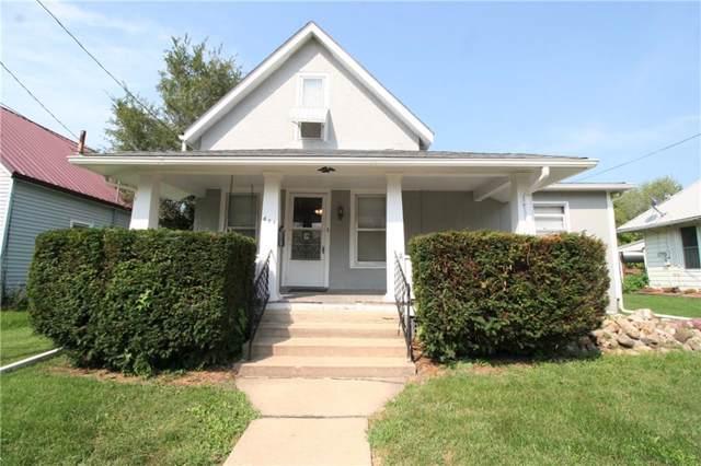 607 W Van Buren Street, Centerville, IA 52544 (MLS #591974) :: Better Homes and Gardens Real Estate Innovations