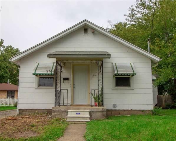 2708 Maple Street, Des Moines, IA 50317 (MLS #593029) :: Attain RE