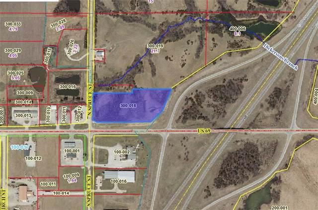 . Hwy 69 Highway, Lamoni, IA 50140 (MLS #593066) :: Moulton Real Estate Group