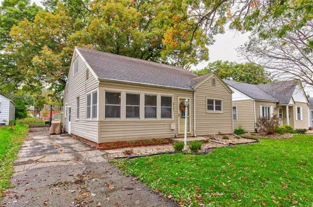 2508 33rd Street, Des Moines, IA 50310 (MLS #593076) :: Attain RE