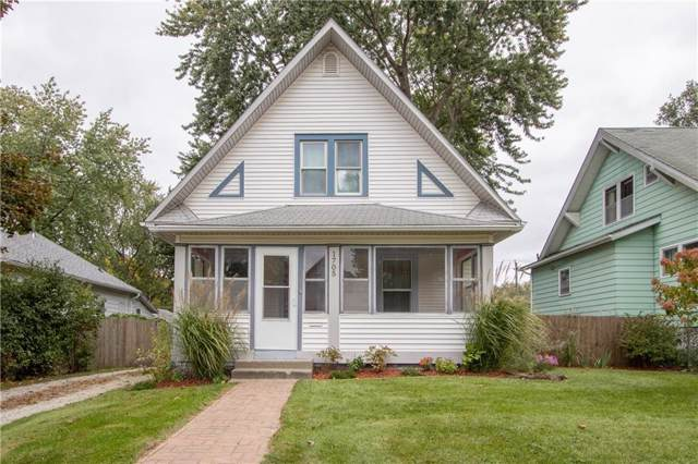1705 E 12th Street, Des Moines, IA 50316 (MLS #593174) :: EXIT Realty Capital City