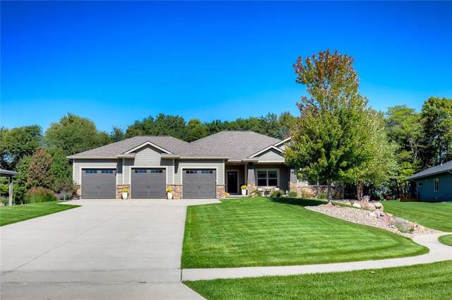 1401 Prairie Ridge Drive, Polk City, IA 50226 (MLS #593175) :: Pennie Carroll & Associates