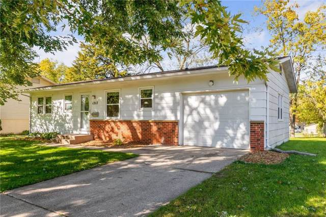 1217 Jefferson Street, Ames, IA 50010 (MLS #593275) :: Better Homes and Gardens Real Estate Innovations