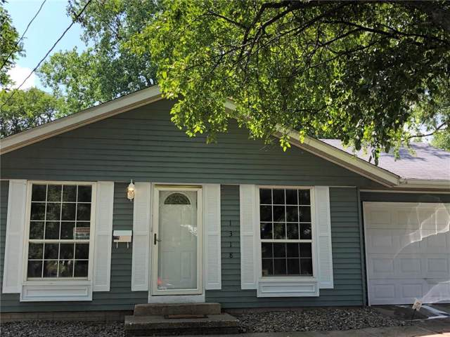 1318 E 15th Street, Des Moines, IA 50316 (MLS #593431) :: Better Homes and Gardens Real Estate Innovations