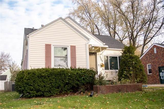 3507 Glover Avenue, Des Moines, IA 50315 (MLS #594666) :: EXIT Realty Capital City