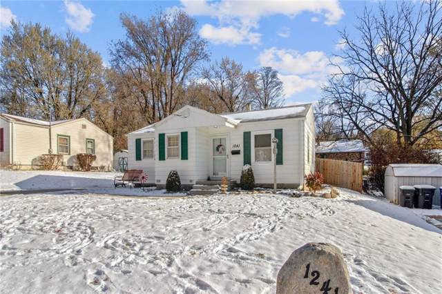 1241 E 33rd Court, Des Moines, IA 50317 (MLS #594858) :: Better Homes and Gardens Real Estate Innovations